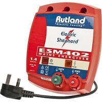 Rutland Electric Fencing Electric Shepherd Esm402 Mains Powered Ac Energiser