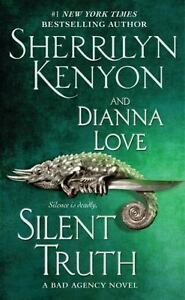 Silent-Truth-by-Sherrilyn-Kenyon-and-Dianna-Love-2010-Paperback-Used-Good