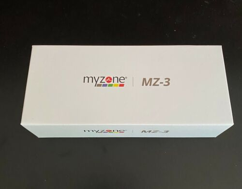 Myzone MZ3 Heart Rate Monitor BRAND NEW