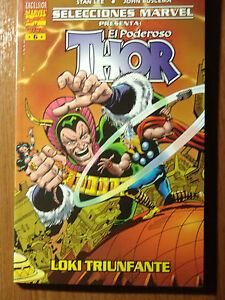 THOR-coleccion-Selecciones-Marvel-presenta-tomo-n-6-de-Forum
