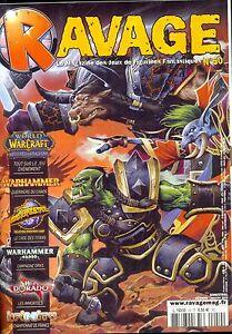 Magazine Ravage N° 50 Decembre Janvier 2009