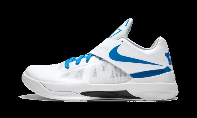 Nike Zoom KD 4 IV Ct16 QS Thunderstruck