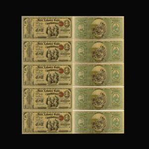 Fake Money en Banknotes USA Foil Bills World Paper Collections Home Decor