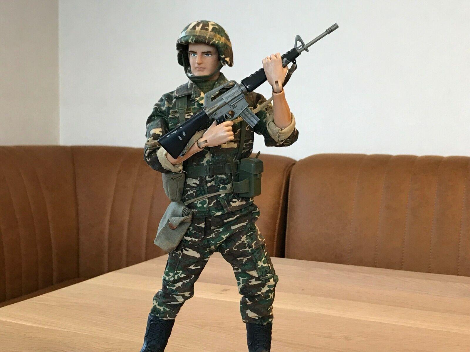 Rare TAKARA COMBAT JOE 1 6 Military Action Figure Army Soldier Made in Japan