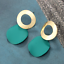 Fashion-Womens-Circle-Geometric-Boho-Punk-Dangle-Drop-Statement-Earrings-Jewelry thumbnail 130