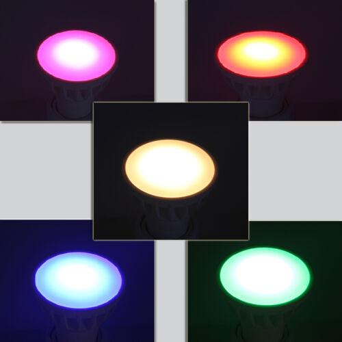 wifi controller 12V Milight Dimmable Led Bulb MR16 RGB CCT Led Spot light Lamp