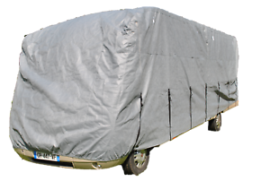 HBCOLLECTION Ademende camperhoes lengte tot 8.5m voor integralen camper