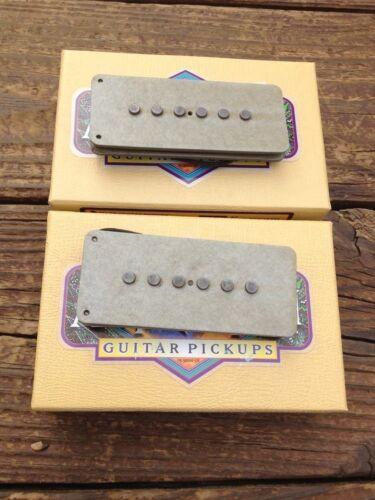 Seymour Duncan Antiquity II Fender Jazzmaster Jam 60/'s Guitar Pickup Set