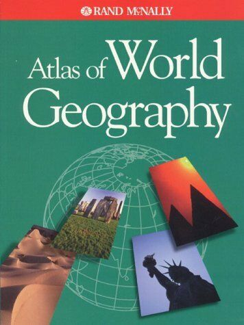 Atlas of World Geography by Rand McNally and Company