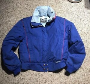 Women Ski Mountaineering Jacket Goose Powderhorn Down Vtg Coat 1980s awWdTqF8