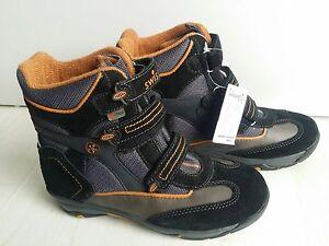 San Francisco neue bilder von am billigsten Details zu Swissies Laufen SW-Tex Kinder Jungen Schuhe Gr 34 Winterschuhe  Halbschuhe NEU