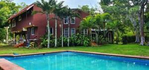 Casa Campestre en venta a 10 minutos de Chetumal
