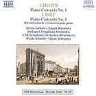 Chopin: Piano Concerto No. 1; Liszt: Piano Concerto No.1 (1994)