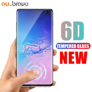Full-Curved-Tempered-Glass-Screen-Protector-For-Samsung-Galaxy-S10-Plus-Note-9-8