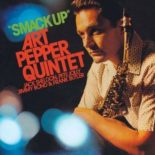 Art Pepper - Smack Up + 6 Bonus Tracks [New CD] Bonus Tracks, Spain - Import