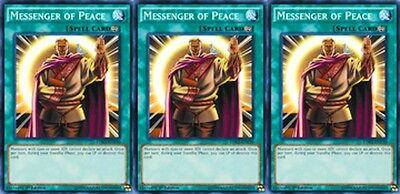 X3 YUGIOH TRICKY SPELL 4 LDK2-ENY26 COMMON 1ST YUGI DECK IN HAND