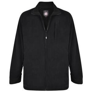 New-Mens-Kam-Big-amp-Tall-Size-Microfibre-Soft-Fleece-Jacket-2XL-3XL-4XL-5XL-6XL