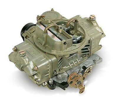 Holley Remanufactured Carburetor 750 CFM Manual Choke #3310