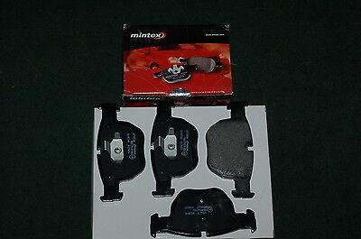 SFP500210M Rear Brake Pad Set MINTEX Range Rover L322 to VIN 5A999999