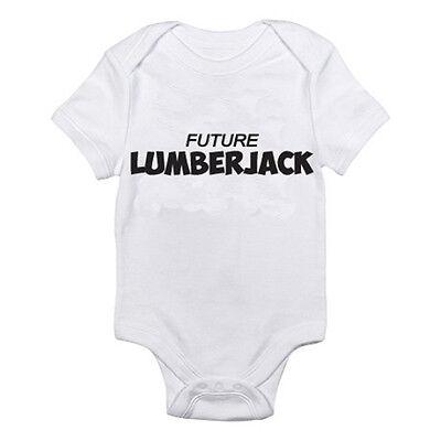 fun thème baby grow Lumberjack futur-Arbre chirurgien rompre consignation