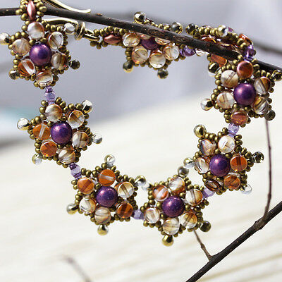 **Pick Your Color **  100pcs 4x6mm PELLET Czech glass beads