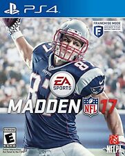 Madden NFL 17 (Sony PlayStation 4, PS4) - COMPLETE