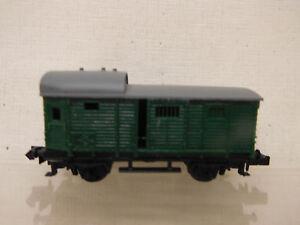 CompéTent Esf-05169 Arnold Piste N Wagons Db 123697, Avec Traces D'usure Minimale-n Fr-fr Afficher Le Titre D'origine Grandes VariéTéS