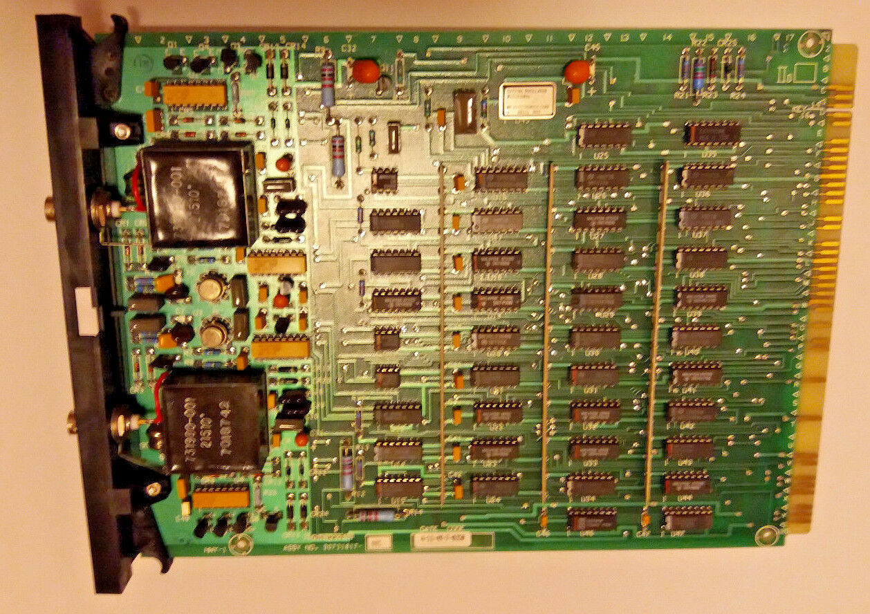 Honeywell Industrial Control System Communication Module Board 30731817-005