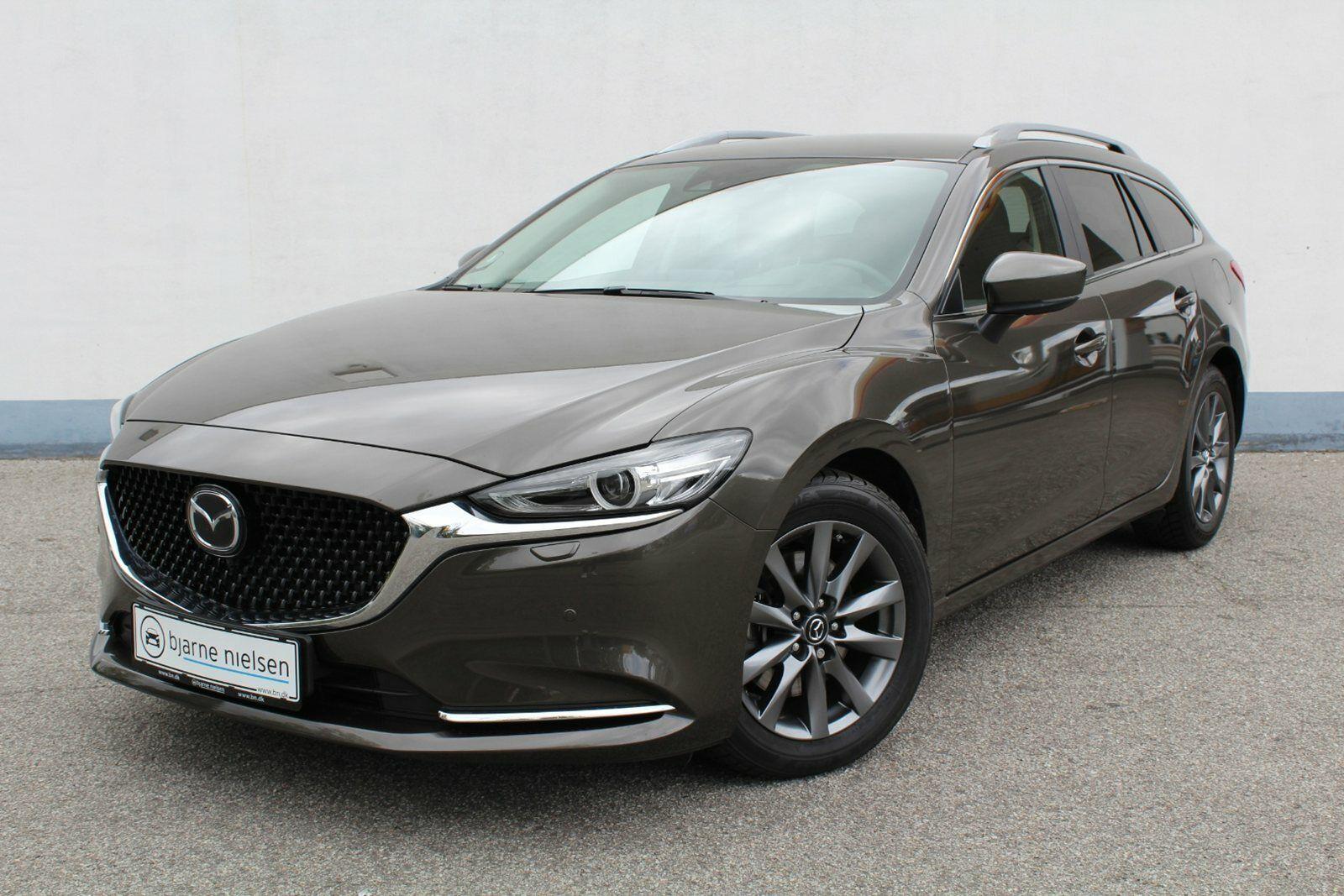 Mazda 6 2,2 Sky-D 150 Premium stc.