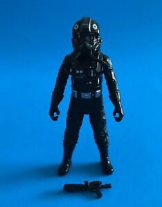 Lot Of 5 Star Wars Tie Fighter Pilot With Removable Helmet 3.75 Loose Action Figure Action & Toy Figures