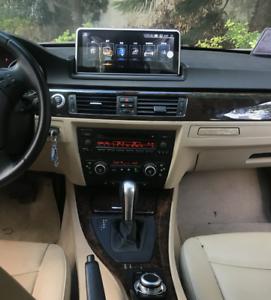 android 4 4 car gps navigation for bmw 3 series e90. Black Bedroom Furniture Sets. Home Design Ideas