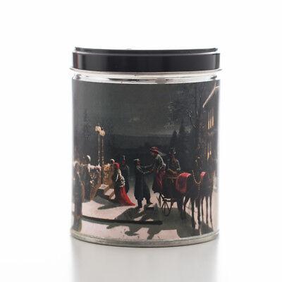 Cinnaberry-Rústico Vela de estaño-nuestros propios Candle Company 100Hr quema