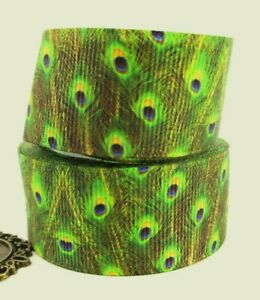 1 Inch grosgrain printed ribbon HAIR BOW SUPPLY Wholesale Minnie dots and bows
