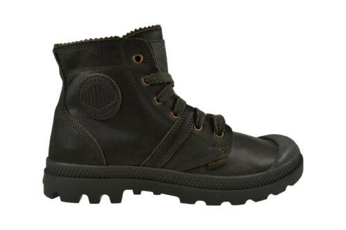 Palladium Pallabrouse Plus 2 army green Schuhe//Sneaker grün