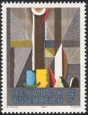 Austria 1984 Karl Korab/Modern Art/Contemporary/Paintings/Artists 1v (at1002a)