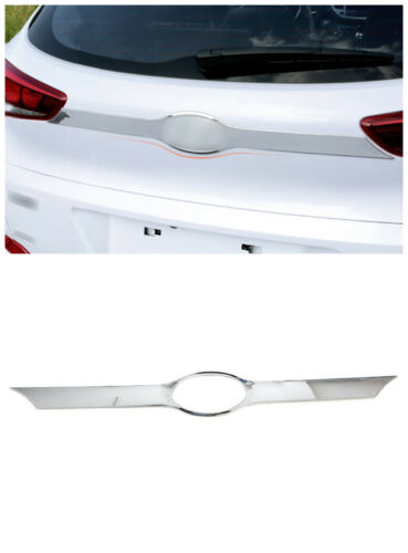 ABS Chrome Rear Trunk Lid Decoration Cover Trim For Hyundai Tucson 2016-2017