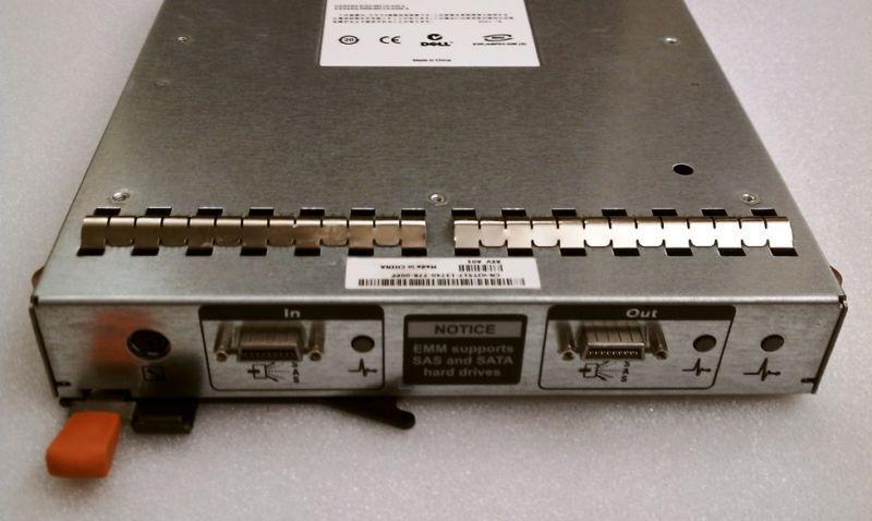 Dell PowerVault MD1000 SAS/SATA EMM controller AMP01