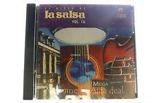 El Disco de La Salsa Vol. 16 CD 1994