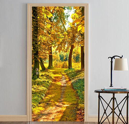 3D Holz 85 Tür Wandmalerei Wandaufkleber Aufkleber AJ WALLPAPER DE Kyra | Trendy  | Verrückte Preis  | Up-to-date-styling