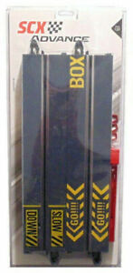 Scalextric E10291X200 1/32 Set Pistas Pit Lane Advance - Gris