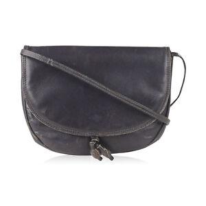 164a7c1249b3 Image is loading Authentic-Bottega-Veneta-Vintage-Dark-Blue-Embossed-Leather -