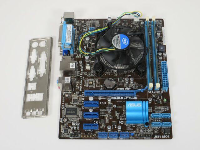 Asus P8h61 Socket H2  Intel
