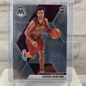 2019-20 Panini Mosaic Darius Garland #249 RC Rookie Card Cavaliers