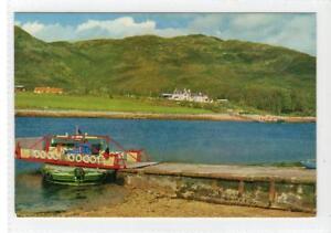 BALLACHULISH-FERRY-Argyll-postcard-C31111