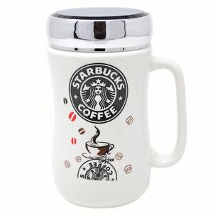SET-OF-2-STARBUCKS-TRAVEL-MUG-CERAMIC-COFFEE-TEA-CUP-LID-WORK-HOT-COLD-DRINKS