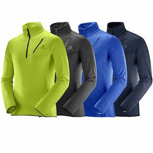 SALOMON DISCOVERY ACTIV HZ 12 w Damen Fleece Zip Fleece
