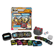 STAR WARS REBELS - REBEL MISSIONS GAME RACE AGAINST TIME - STRATEGY WONDER FORGE