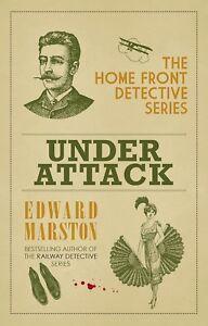 Edward-Marston-Under-Attack-Tout-Neuf-Livraison-Gratuite-Ru