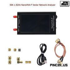 50k 15ghz Nanovna F Vector Network Analyzer Vna Antenna Analyzer 43 Screen
