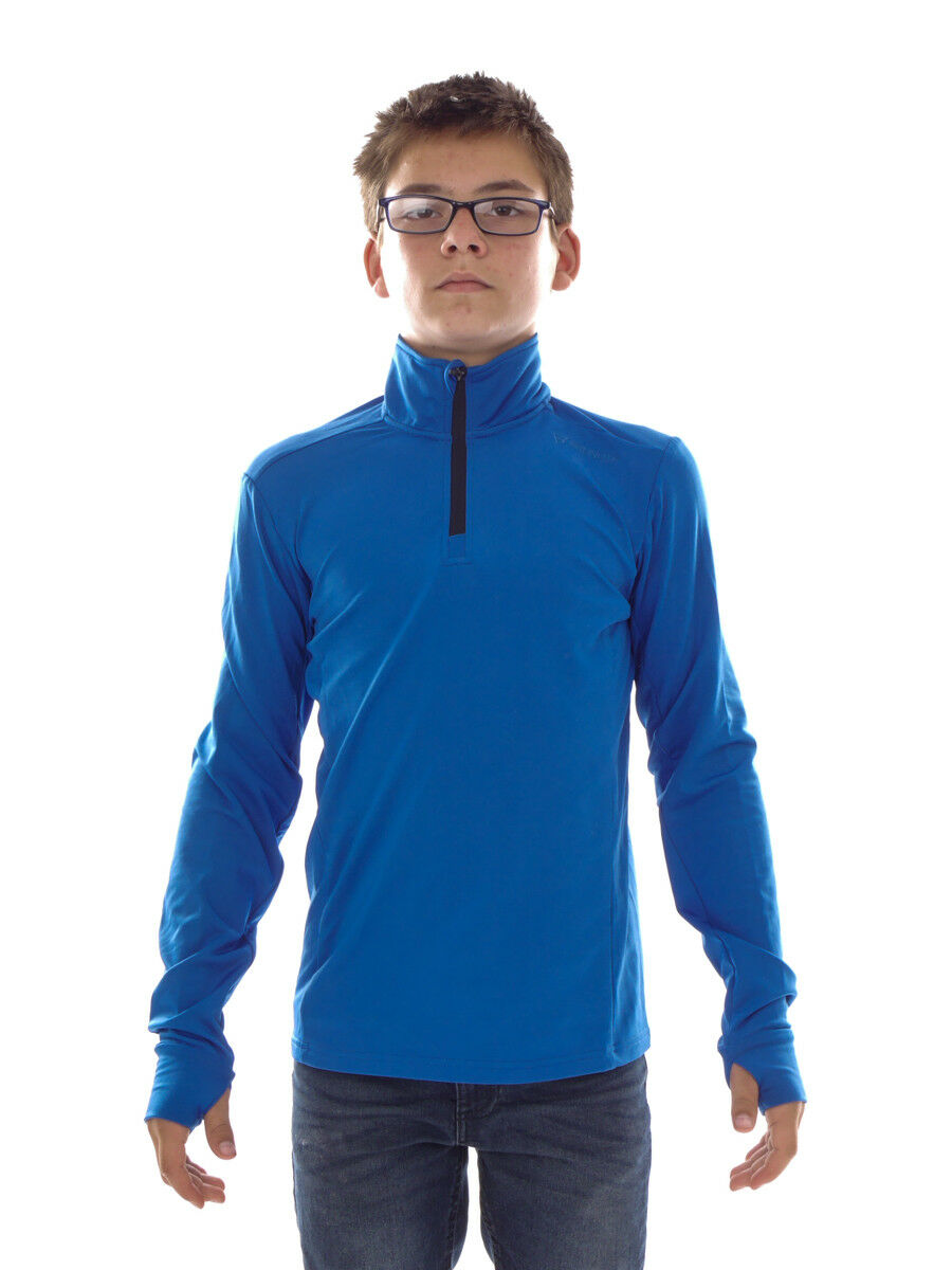 Brunotti Pullover in pile CIMA funzione Pullover Pullover Pullover Blau TERNI JR ISOLATO cc64df